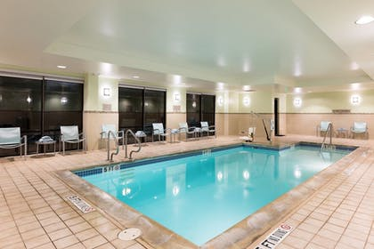 Indoor Pool | SpringHill Suites by Marriott Austin South