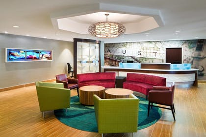 Lobby | SpringHill Suites by Marriott Austin South