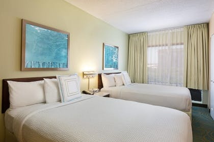 Guestroom | SpringHill Suites by Marriott Austin South