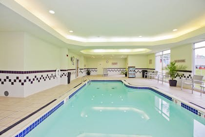 Pool   SpringHill Suites by Marriott Pittsburgh Monroeville