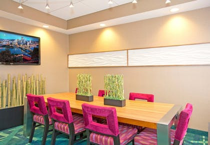 Lobby   SpringHill Suites by Marriott Pittsburgh Monroeville