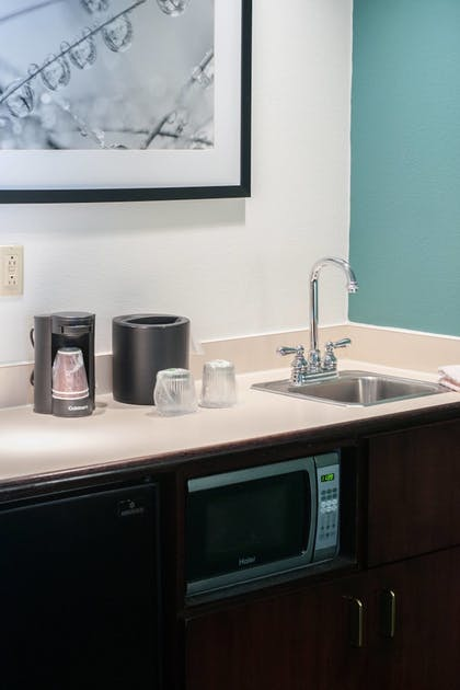 Mini-Refrigerator   SpringHill Suites by Marriott Pittsburgh Monroeville