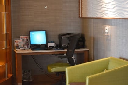 Business Center   SpringHill Suites by Marriott Pittsburgh Monroeville