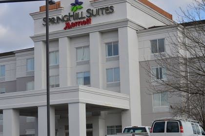 Hotel Front   SpringHill Suites by Marriott Pittsburgh Monroeville
