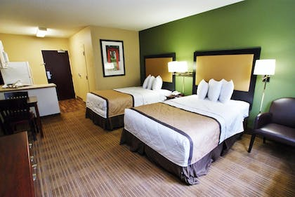 Guestroom | Extended Stay America Chicago - Vernon Hills - Lake Forest