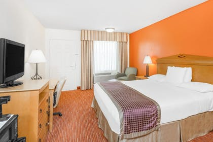 Guestroom | SureStay Hotel by Best Western Manning