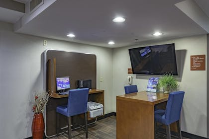 Business Center | Towneplace Suites By Marriott Streetsboro