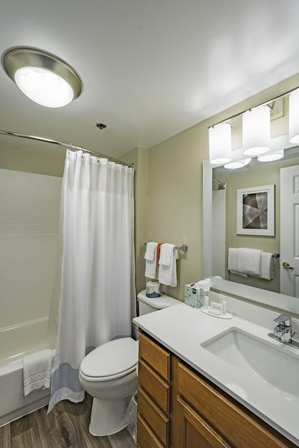 Bathroom | Towneplace Suites By Marriott Streetsboro