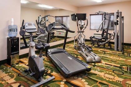 Fitness Facility   Best Western Big Spring Lodge