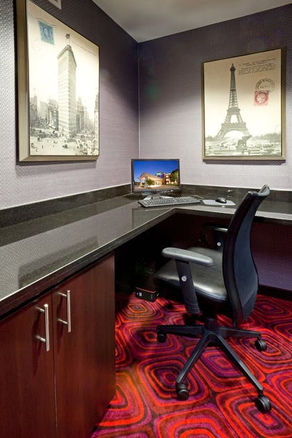 Business Center | Holiday Inn Express Dallas-North Tollway (N Plano)