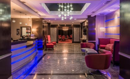 Lobby | Holiday Inn Express Dallas-North Tollway (N Plano)