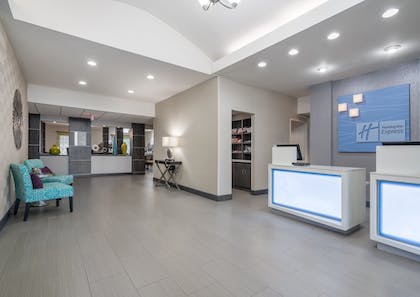 Hotel Interior | Holiday Inn Express & Suites Ames