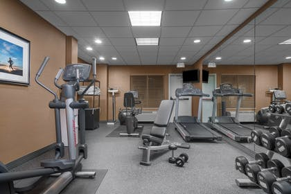 Fitness Facility | Holiday Inn Express & Suites Ames