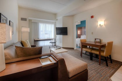 | Suite, 1 Bedroom | Residence Inn by Marriott Uptown Charlotte