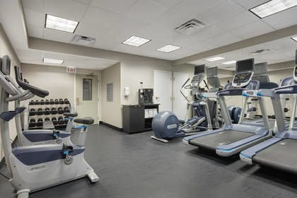Sports Facility | Fairfield Inn & Suites Chicago Downtown / Magnificent Mile