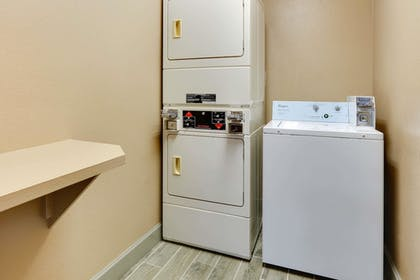 Laundry Room | Super 8 by Wyndham Roswell