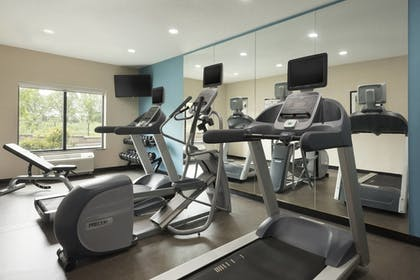 Fitness Facility | Fairfield Inn & Suites Hartford Manchester