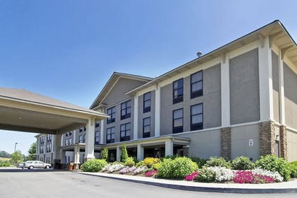 Hotel Front | Quality Inn & Suites University