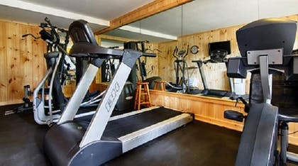 Fitness Facility | The Smokehouse Lodge and Cabins