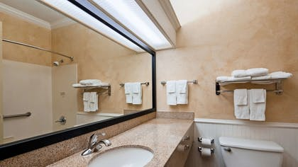Bathroom | Best Western Dinosaur Valley Inn & Suites