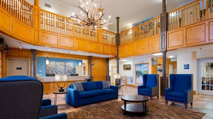 Lobby | Best Western Dinosaur Valley Inn & Suites
