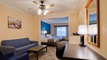 Guestroom | Best Western Dinosaur Valley Inn & Suites