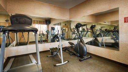 Fitness Facility | SureStay Hotel By Best Western Mission