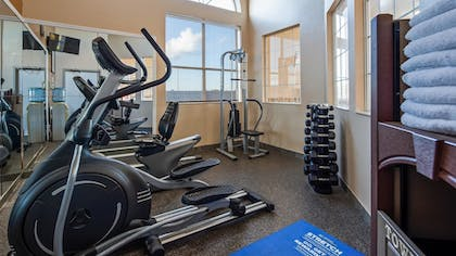 Fitness Facility | Best Western Plus Lubbock Windsor Inn