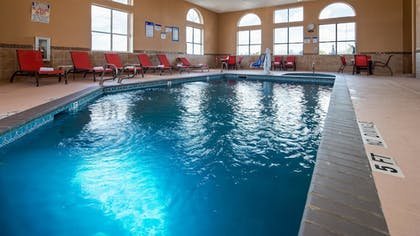 Indoor Pool | Best Western Plus Lubbock Windsor Inn