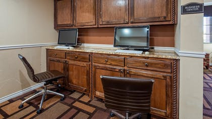 Business Center | Best Western Plus Lubbock Windsor Inn