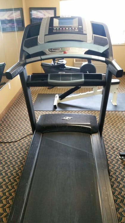 Fitness Facility   Comfort Inn Fort Collins North