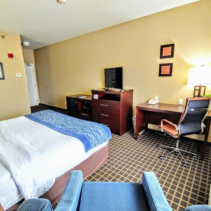 Mountain View   Comfort Inn Fort Collins North