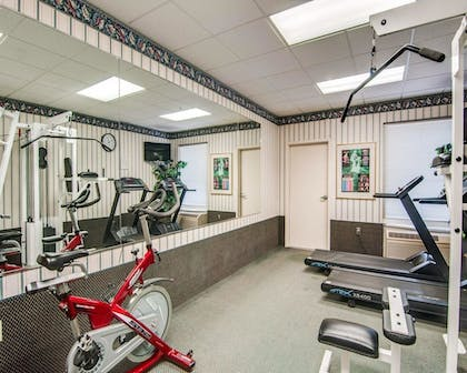 Fitness Facility | Comfort Inn Airport