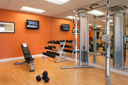 Fitness Facility   Courtyard by Marriott Oakland Airport