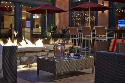 Restaurant | Residence Inn Minneapolis Downtown at The Depot by Marriott