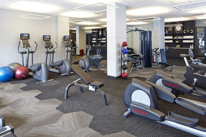 Sports Facility | Residence Inn Minneapolis Downtown at The Depot by Marriott