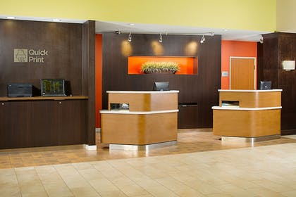 Check-in/Check-out Kiosk | Courtyard by Marriott Sacramento Midtown