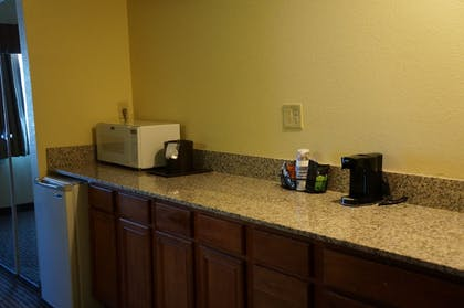 In-Room Kitchenette | BEST WESTERN Executive Suites - Columbus East