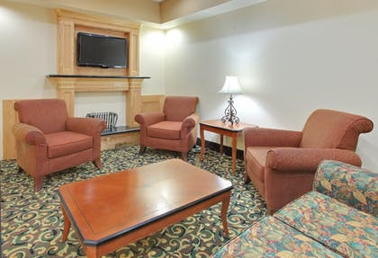 Interior | Holiday Inn Express Hotel & Suites