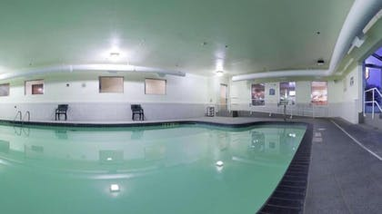 Indoor Pool | Holiday Inn Express Hotel & Suites