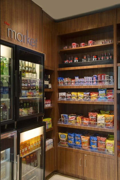 Snack Bar | Courtyard by Marriott New York JFK Airport
