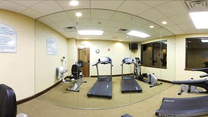 Fitness Facility | Holiday Inn Express Richmond Downtown
