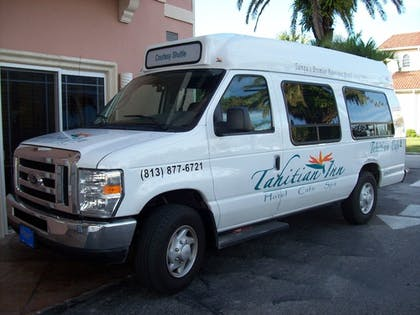 City Shuttle | Tahitian Inn
