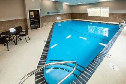 Indoor Pool | Heartland Inn