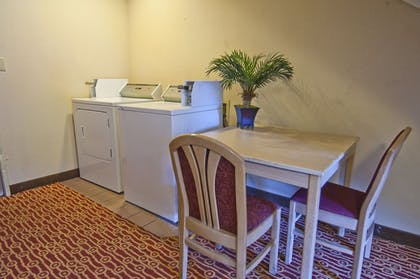 Laundry Room | Quality Inn And Suites