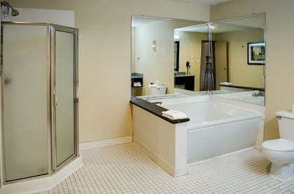 Bathroom | Quality Inn And Suites