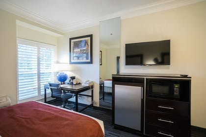 In-Room Amenity | Arena Hotel
