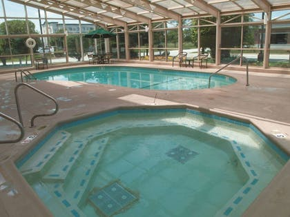 Pool | La Quinta Inn & Suites by Wyndham Chicago Tinley Park