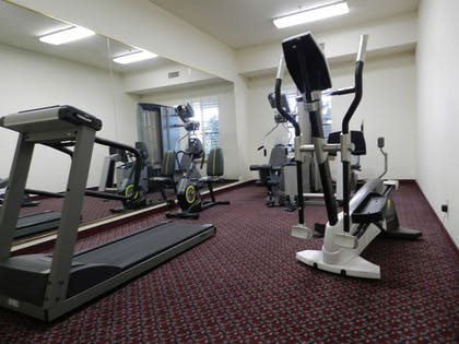 Fitness Facility | Ashmore Inn and Suites