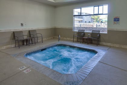 Indoor Spa Tub | Ashmore Inn and Suites